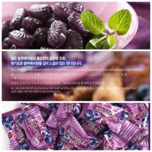 Korean Red Ginseng Blueberry Candy