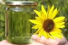 Crude Sunflower Oil, Unrefined Sunflower Oil,,