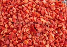 IQF RED PEPPER (DICED/SLICED)