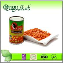 canned white kidney beans in tomato sauce