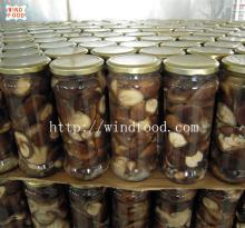 glass pot shiitake