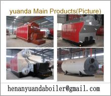best price 2 ton 1ton coal and wood fired boiler