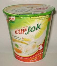 KNORR Cup Jok Instant Porridge 35g