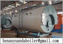 4 ton gas fired steam boiler ,Packaged boiler