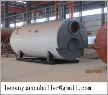 best sale 6 ton gas fired steam boiler