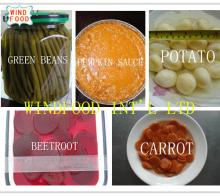 canned food vegetable