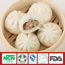 chinese dim sum frozen pork bun baozi