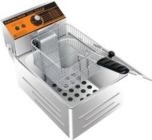 Electric Fryer/1 basket/CE approve/ deep fryer/5.5L/Newbel