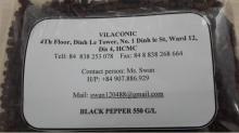 Black pepper ( swan120488 at gmail doc com). whatsapp: 0084 907 886 929
