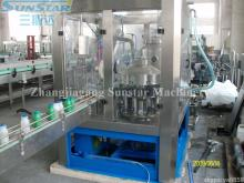 Milk Filling And Aluminium Foil Sealing Machine 2in1