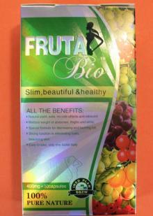Fruit Bio silver box ,genuine and good effective