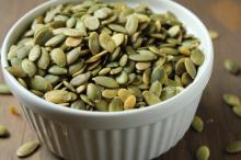 Edible High Quality Pumpkin Seed