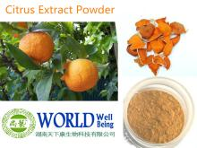 Citrus Paradisi Grapefruit Extract Powder, Total Flavones 40%-98%
