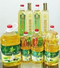 Camellia Oil, High Quality
