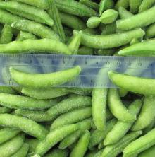 food of Frozen sugar snap pea