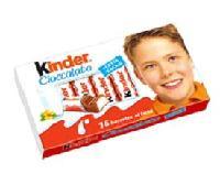 Kinder Chocolate T16 (1x6x10x200gr)