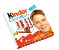Kinder Chocolate T4 (1x8x20x50gr)