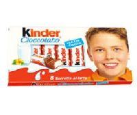 Kinder Chocolate T8 (1x8x10x100gr)