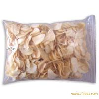 Dehydrated garlic flake or powder