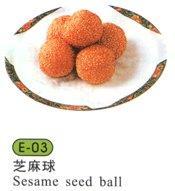 Sesame Seed Ball