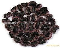 Large black speckeld kidney beans