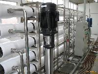 Reverse Osmosis treatment(RO system)