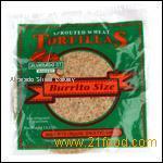 Sprouted Wheat Tortillas-Burrito