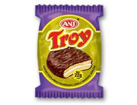 Troy (Cocoa Coated Sandw. Biscuit)