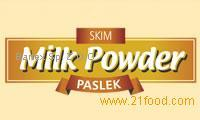 Skim milk powder Paslek