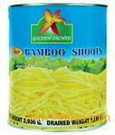 Canned Bamboo Shoots (Strips)