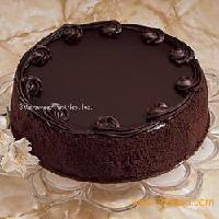 Chocolate Satin Cake