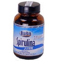 spirulina zinc