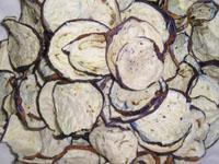 Dehydrated   Eggplant