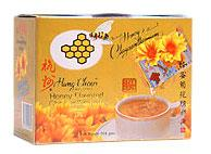 Instant Chrysanthemum with honey
