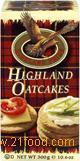 Highland Pride Oatcakes