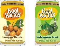 Nata de Coco in Various Juice