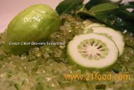 Candied citron peel