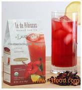 100% Organic T¨| de Hibiscus Iced Tea