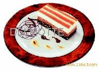 Bar shaped desserts