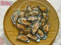 Mussel With Shell