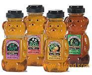 Case of Assorted Honey Bears
