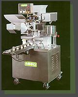 Encrusting and Rounding Machine