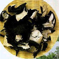 DRIED BLACK FUNGUS(WOOD EAR)