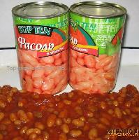 sell canned white kidney beans in tomato sauce