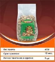 Pistachios 400 gr