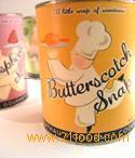 Butterscotch Snaps
