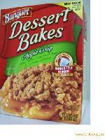 Banquet Dessert Bakes Apple Crisp