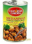 Foul plain beans