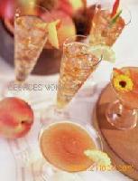 Granita Peach Tea
