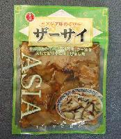 Preserved szechuan pickle